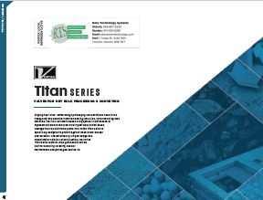 Vortex Titan Pressure Valve Catalog Cover