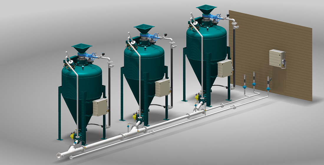 Multiple-Dense-Phase-Conveyors-Handling-Ash