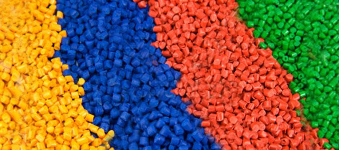 granulated plastic